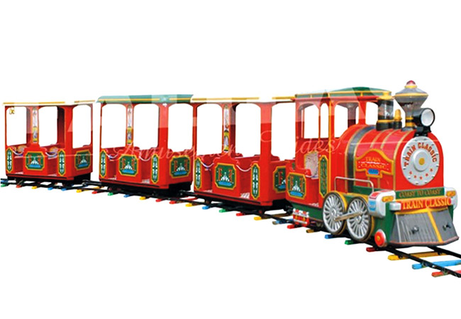 Amusement Train