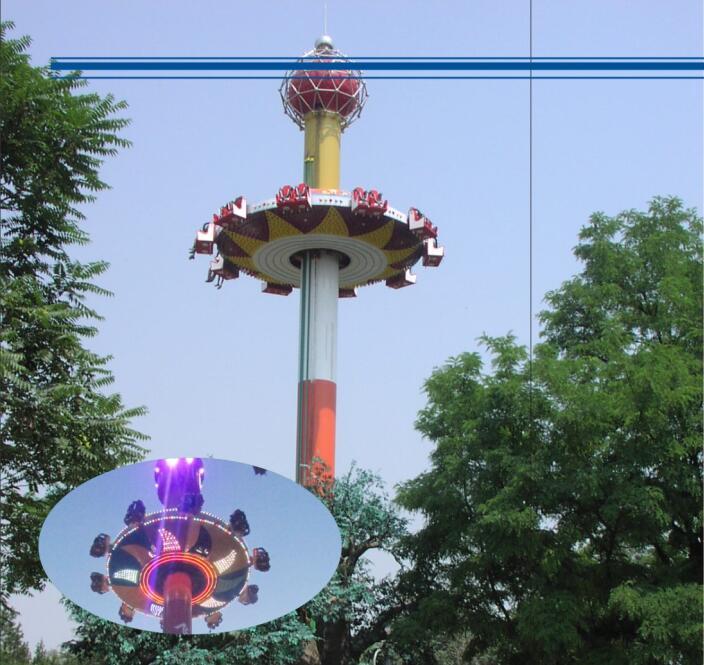 Thrill rides-UFO -Thrill rides-Zhongshan Golden Eagle